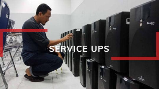 Spesialis service UPS segala merek