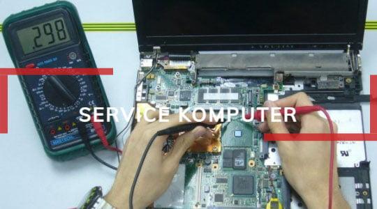 Spesialis service komputer segala merek