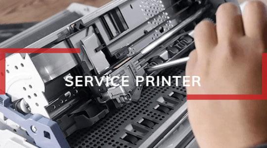 Spesialis service printer segala merek